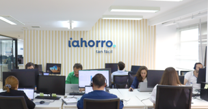 Imagen de la oficina