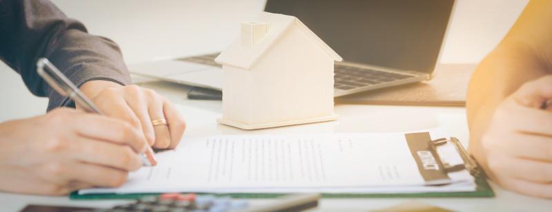 Los tipos de interés de las hipotecas se desploman un 43,44% en diez años